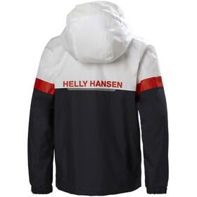 Helly Hansen Active Rain Jacket Youth, navy